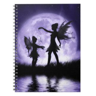 Cuaderno de hadas de las hermanas