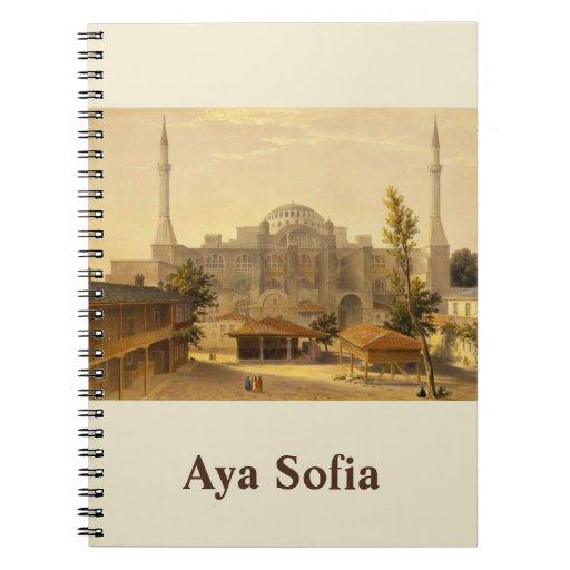 Cuaderno de Hagia Sophia