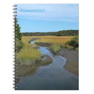 Cuaderno de Hammonasset