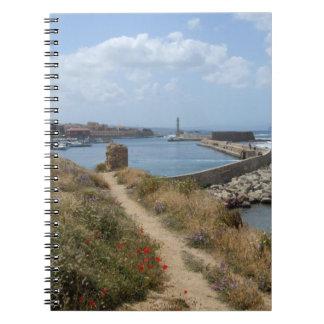 Cuaderno de Hania