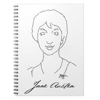 Cuaderno de Jane Austen