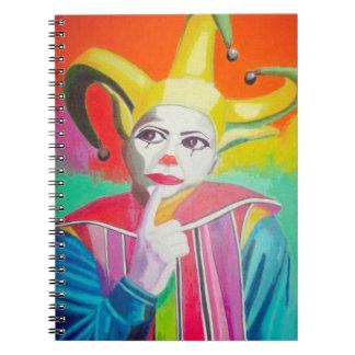 Cuaderno de Jocker