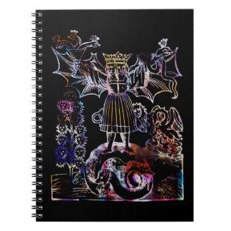 Cuaderno de la alquimia de Hieros Gamos