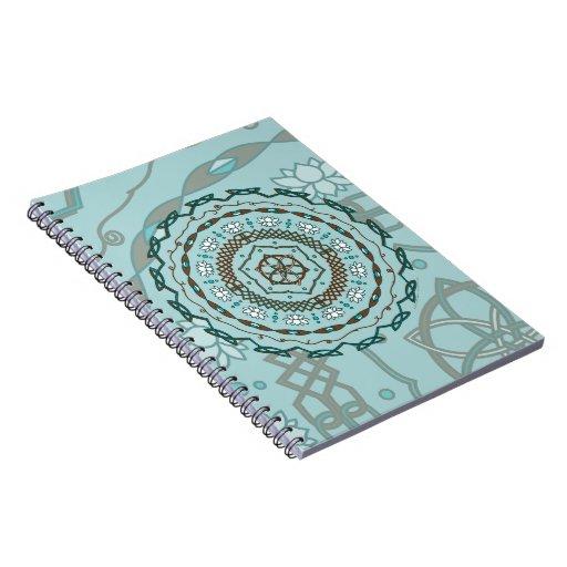 Cuaderno de la armadura de Lotus
