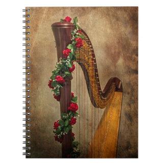 Cuaderno de la arpa