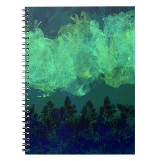 Cuaderno de la aurora boreal