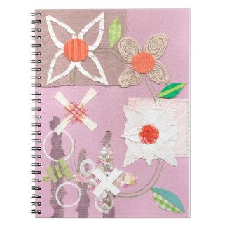 Cuaderno de la cadena de margaritas