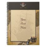 Cuaderno de la caza del tesoro