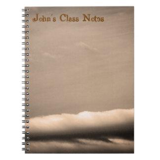 Cuaderno de la clase