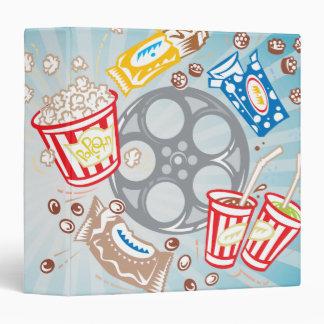"""cuaderno de la comida de la película carpeta 1 1/2"""""""