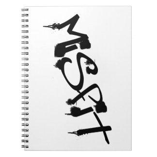 Cuaderno de la cosa mal encajada