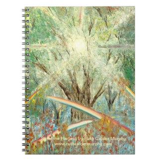 Cuaderno de la cosecha de la sol