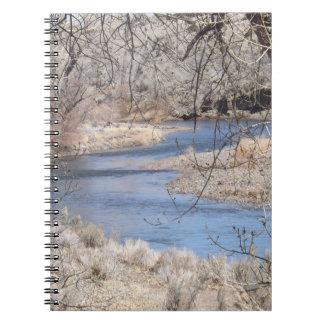 Cuaderno de la curva del río
