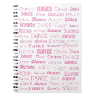 Cuaderno de la danza