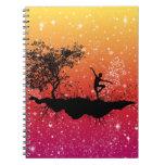 Cuaderno de la danza del brillo