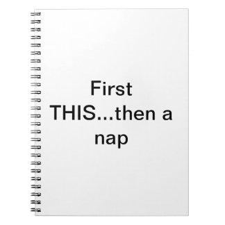 Cuaderno de la enfermedad de tiroides