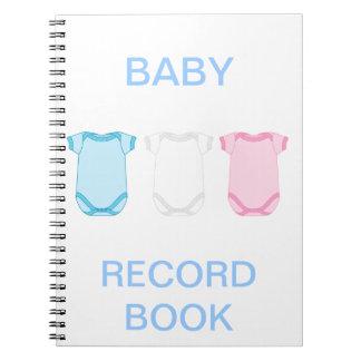 Cuaderno de la enredadera de Babygro