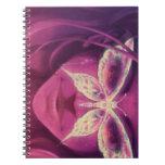 Cuaderno de la erupción de la mariposa