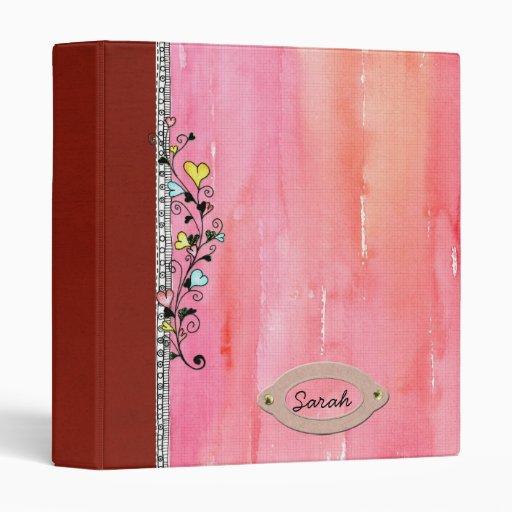 """Cuaderno de la escuela carpeta 1"""""""