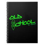 """Cuaderno de la escuela vieja """"S"""""""