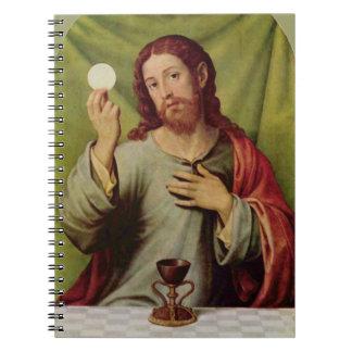 Cuaderno de la eucaristía de Jesús