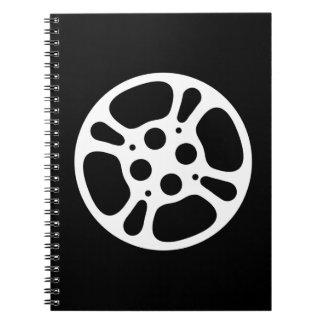 Cuaderno de la fan de película