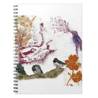 Cuaderno de la fauna