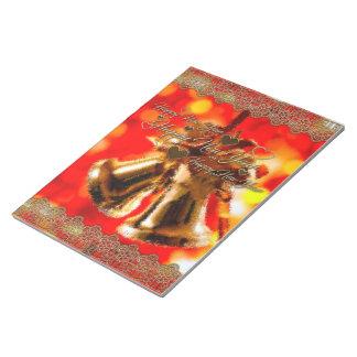Cuaderno de la Feliz Año Nuevo Bloc De Notas