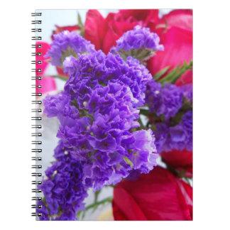 Cuaderno de la flor