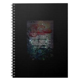 Cuaderno de la Flor-Poesía