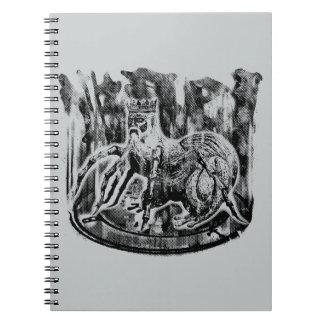 Cuaderno de la foto de Bael (80 páginas B&W)
