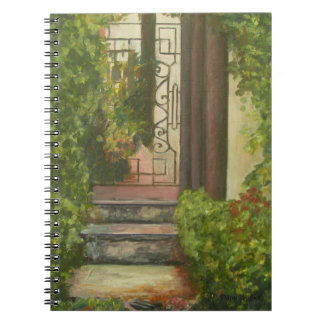 Cuaderno de la foto de la CALLE de CHARLOTTE