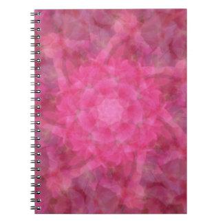 Cuaderno de la foto de la flor de la estrella (80