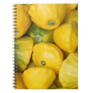 Cuaderno de la foto de las calabazas (80 páginas