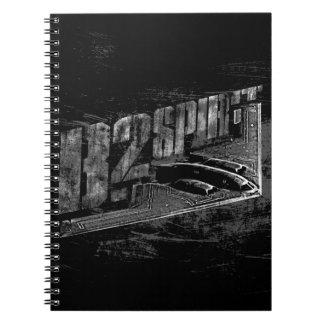Cuaderno de la foto del alcohol B-2 (80 páginas