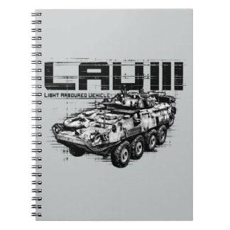 Cuaderno de la foto del servicio III (80 páginas