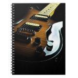 Cuaderno de la guitarra