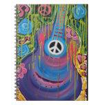 Cuaderno de la guitarra de la paz