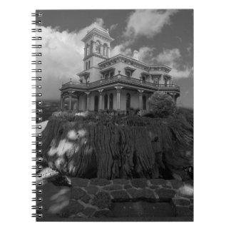Cuaderno de la herencia de Bidwell
