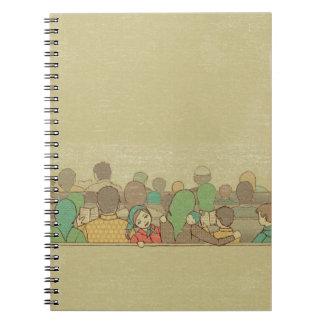 Cuaderno de la iglesia