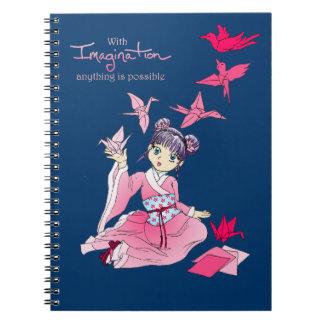 Cuaderno de la imaginación