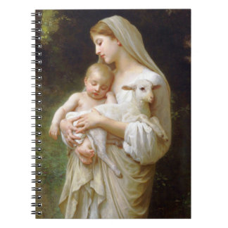 Cuaderno de la inocencia de Bouguereau
