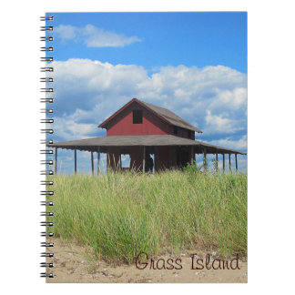 Cuaderno de la isla de la hierba