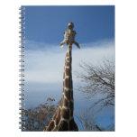 Cuaderno de la jirafa