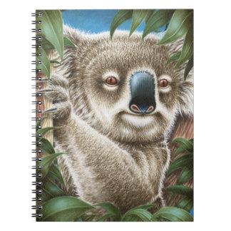 Cuaderno de la koala
