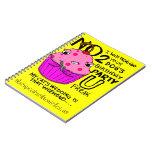 Cuaderno de la magdalena
