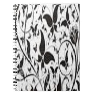 Cuaderno de la mariposa y de la vid