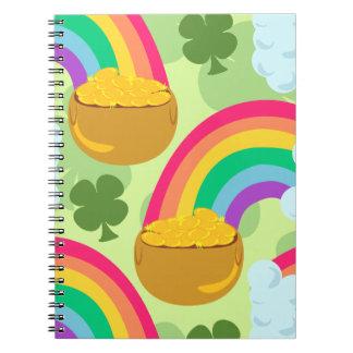 Cuaderno de la mina de oro