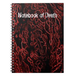 Cuaderno de la muerte