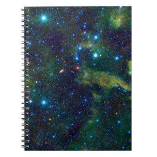 Cuaderno de la nebulosa del cocodrilo CG4